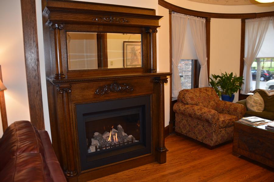 Built-ins & Fireplaces